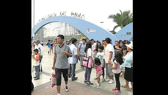 Parque de Las Leyendas ofrece trabajo con sueldos de hasta S/.7 mil soles