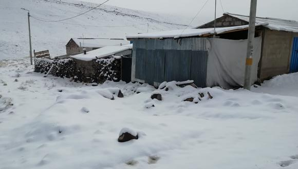 Puno: declaran estado de emergencia por 60 días ante peligro de lluvias (Foto: Gore Puno)