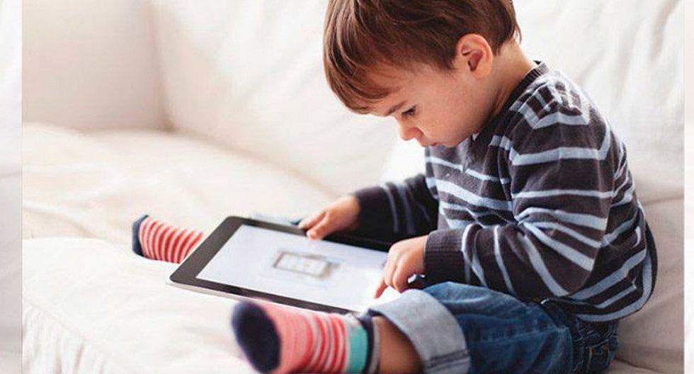 Promueven ley para que los bebés no estén cerca a los celulares o tablets