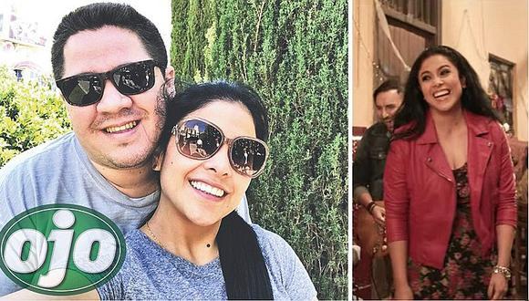 Maricarmen Marín habla por primera vez de su novio Sebastian Martins