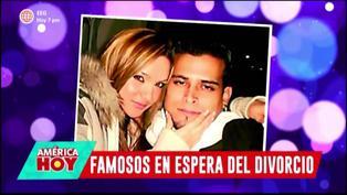 Conoce a aquellos famosos de la TV peruana que aún esperan el divorcio