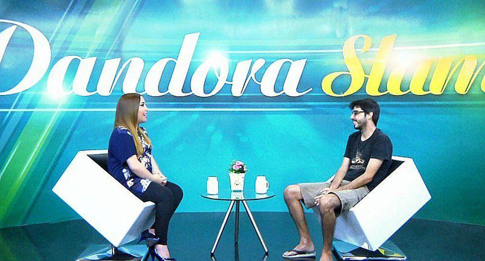 ¡HOY! Manuel Gold hablará de todo en Pandora Slam