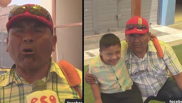 Padre busca a la madre de su hijo para que cumpla con manutención (VIDEO)