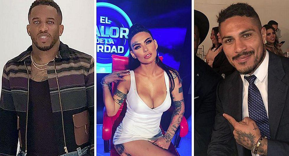 Angie Jibaja responderá sobre Paolo Guerrero y Jefferson Farfán en EVDLV