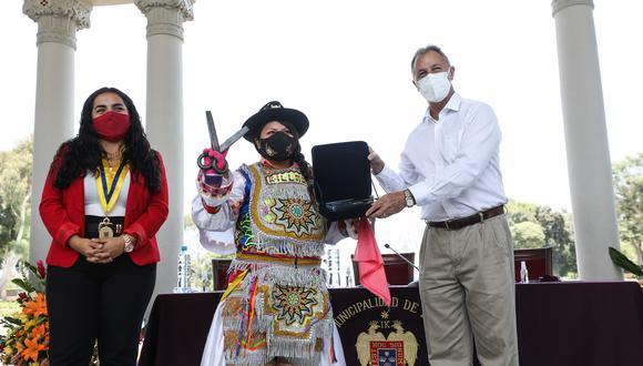 Desde el Día Internacional de la Mujer, la comuna de Lima realizará una serie de acciones en favor de los derechos de todas las mujeres (Foto: MML)