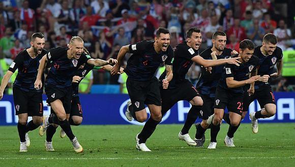 Croacia pasa a la semifinal venciendo a Rusia en penales (VIDEOS)