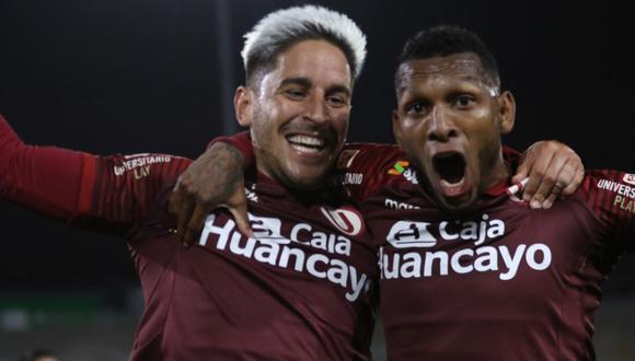 Universitario de Deportes venció a UTC y se quedó con el Torneo Apertura de la Liga 1. (@LigaFutProf)