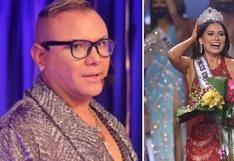 Ganadora del Miss Universo 2021, Andrea Meza, fue preparada por un peruano, según Carlos Cacho