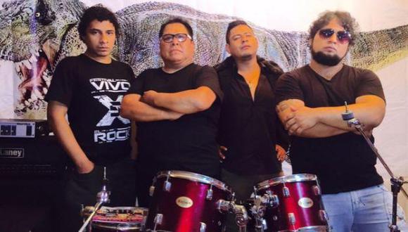 """Cachuca rinde homenaje a """"Armonía 10"""" con versión rock de este exito"""