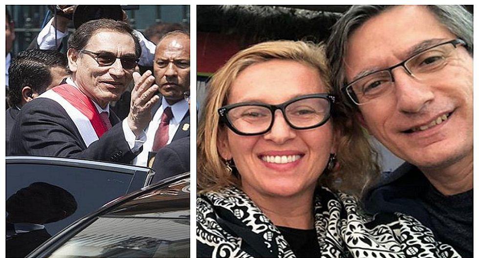 Katia Condos 'trolea' a Federico Salazar ahora que Martín Vizcarra es presidente