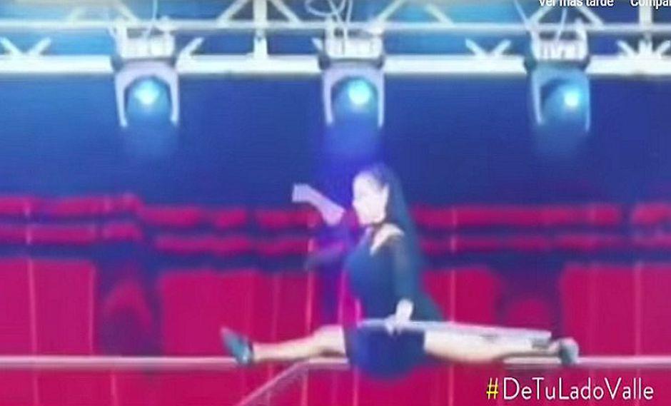 Experimentada acróbata muere durante arriesgara presentación en circo (VIDEO)