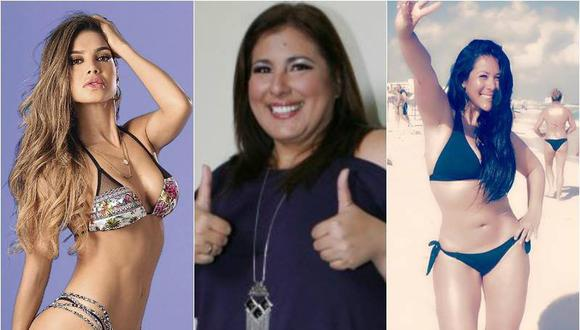 ¡OMG! Así lucían Vanessa Jerí, Magdyel Ugaz y Mónica Torres hace 14 años