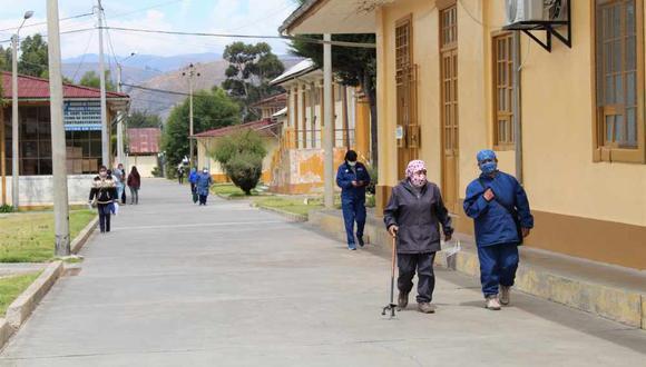 Junín: reportan aumento de contagios por COVID-19 en cuatro provincias (Foto: Diresa Junín)