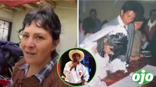 """""""No había otra opción"""": Lilia Paredes responde cómo Pedro Castillo la convenció para casarse"""
