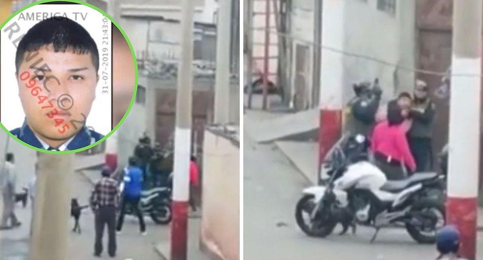 Adolescente de 14 años recibe una bala en la cadera en una balacera en el Callao | VÍDEO