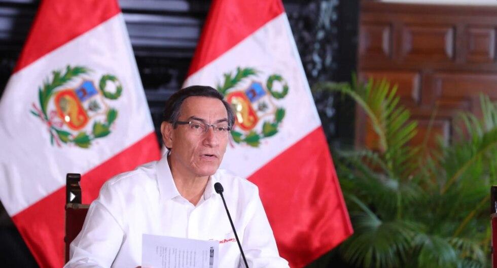El mandatario señaló que el norte, después de Lima, reporta la mayoría de casos de coronavirus en el país. (Foto: PCM)