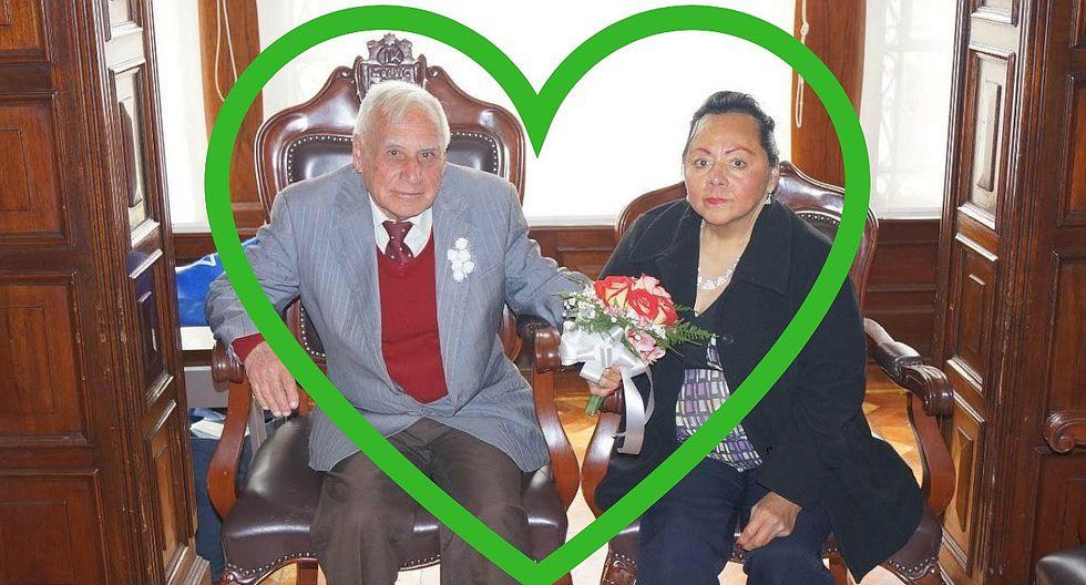 Se conocieron en un albergue y ahora unen sus vidas en matrimonio