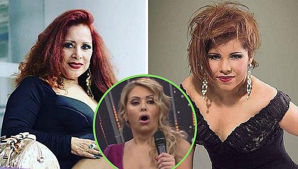 """Monique Pardo a Susan Ochoa: """"La envidia es lo primero que va a encontrar en su camino"""""""