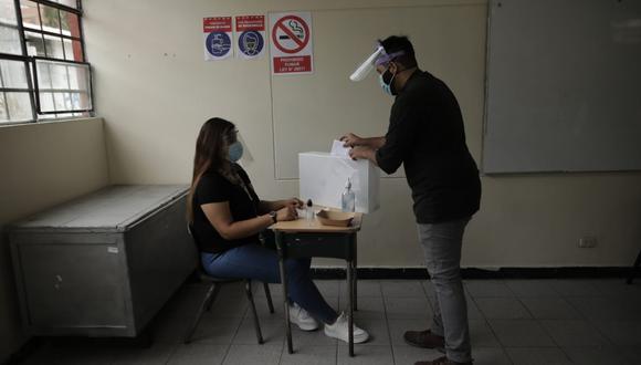 Toma en cuenta estas medidas restrictivas que serán fiscalizadas por el Jurado Nacional de Elecciones, en el marco de los comicios electorales 2021 (Foto: Anthony Niño de Guzmán / GEC)