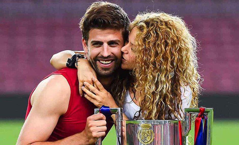 Shakira envió emotivo mensaje a Gerard Piqué tras su retiro de la selección