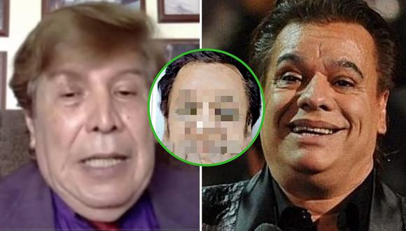 """Exmanager afirma que Juan Gabriel """"está muy molesto"""" por supuesta foto de su cadáver"""