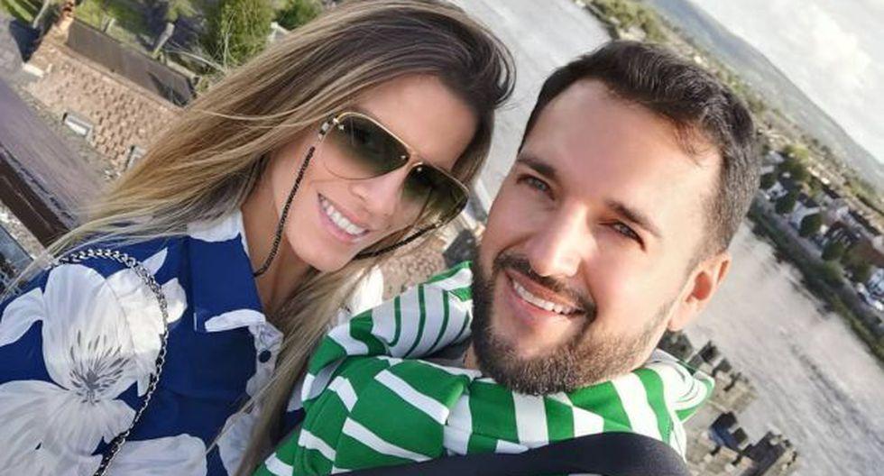 Pareja de Alejandra Baigorria fue captado en comprometedora situación con joven. (Imagen: Instagram)