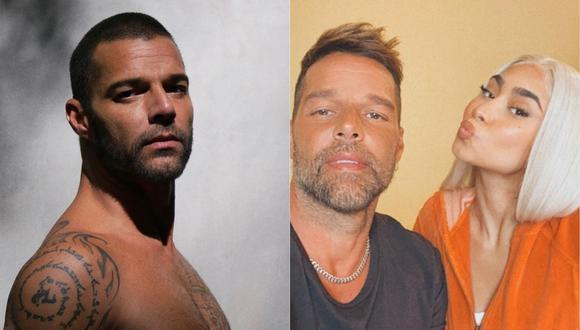 """""""Qué rico fuera"""", la nueva canción de Ricky Martin y Paloma Mami. (Foto: @ricky_martin)."""