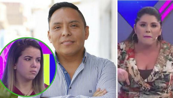 "Lady Guillén tilda de ""cobarde"" a Edwin Sierra tras anunciar demanda a Greysi Ortega"