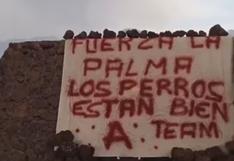 """Misterioso """"A-Team"""" se atribuye el rescate de los perros amenazados por el volcán de La Palma"""