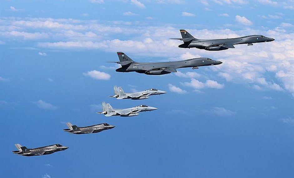 """Estados Unidos amenaza a Corea del Norte con """"masiva respuesta militar"""""""