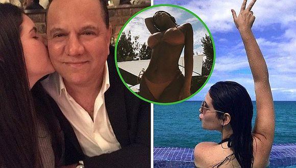 Mauricio Diez Canseco: Hija posa como Kylie Jenner en sensual bikini (FOTOS)