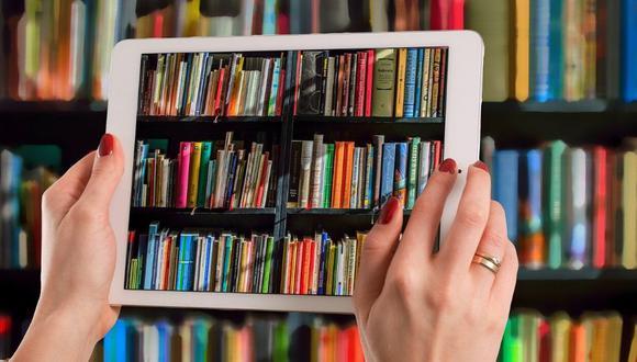 Libros electrónicos sobre el Perú