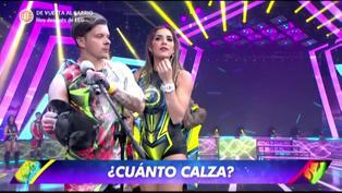 """Mario Hart fue víctima de una broma pesada de Korina Rivadeneira en """"Esto es guerra"""""""