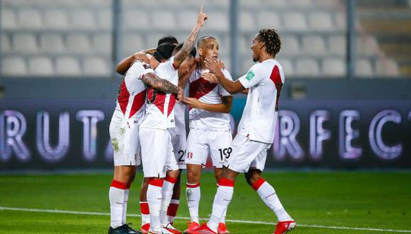 La selección peruana jugará tres partidos en octubre por las Eliminatorias. (Foto: GEC)