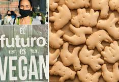 Veganos exigen la prohibición de las galletas de animalitos   FOTO