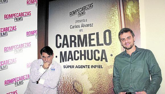 Carlos Alvarez protagonizará película policíal