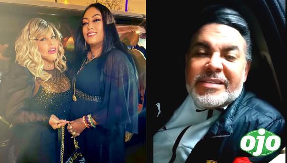 FOTO: INSTAGRAM Mamá de Josetty acepta a la nueva esposa de Andrés Hurtado