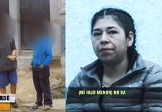 Madre pierde custodia de sus hijos por dejarlos hasta la medianoche en la calle│VIDEO