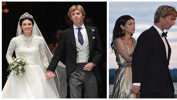 Alessandra de Osma se casó en Lima con el príncipe Christian de Hannover (FOTOS)