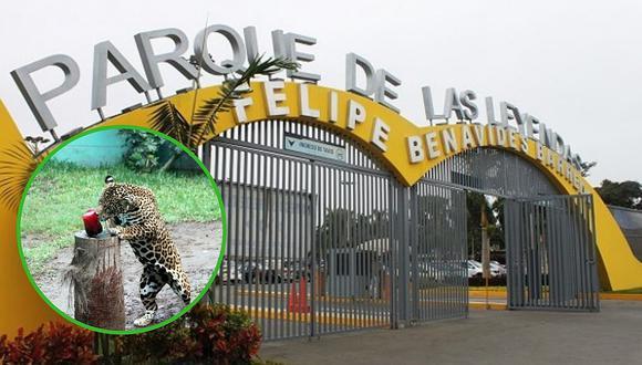 Suben tarifas del Parque de Las Leyendas