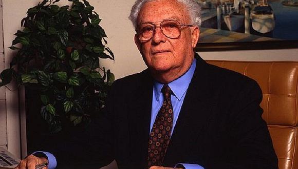 Adiós, don Enrique Agois: Falleció fundador de Epensa