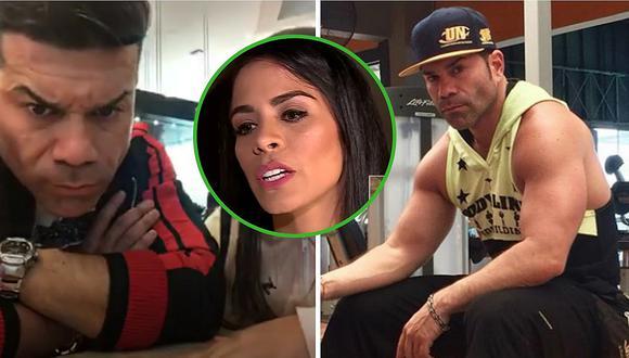 Tomate Barraza reaparece tras graves denuncias de su exesposa Vanessa López