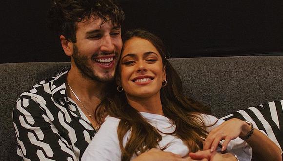 Sebastián Yatra terminó su relación con Tini Stoessel. (Foto: Instagram)
