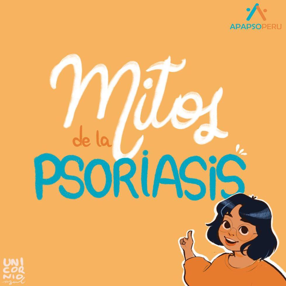 Apapso Perú y tres ilustradoras peruanas presentan un innovador proyecto para explicar y dar a conocer información relevante e importante sobre esta enfermedad silenciosa. (Imagen: Apapso Perú / Unicornio Azul)