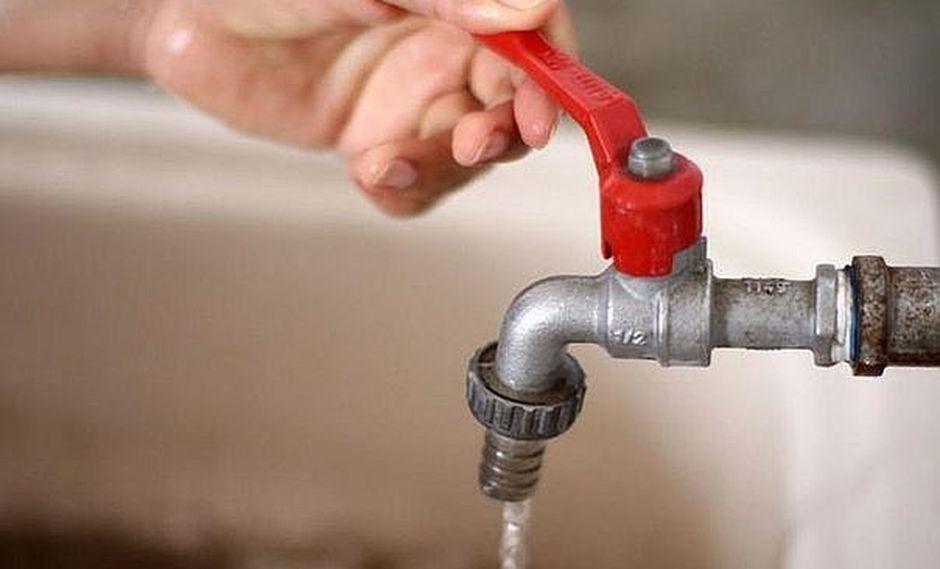 Sedapal anuncia que seis distritos no tendrán agua hoy