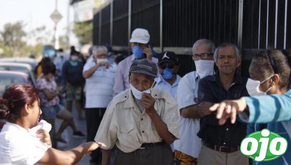 El viceministro Percy Minaya explicó las diferencias entre el dengue y el COVID-19. (Foto: El Comercio)