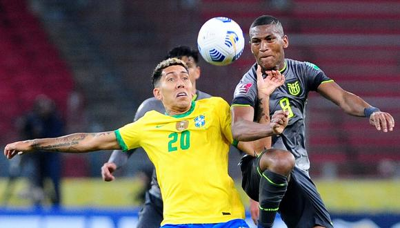 Carlos Gruezo dio positivo a coronavirus y no jugará ante Perú. (Foto: AFP)