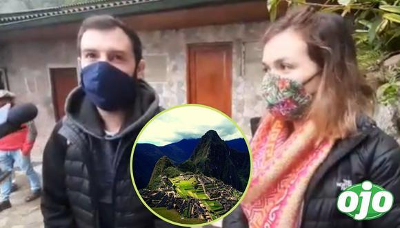 Machu Picchu reabrió sus puertas y turistas chilenos fueron los primeros en llegar (Video: Juan Sequeiros)