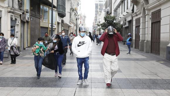 El número de personas contagiadas aumentó este domingo. (Foto: César Bueno @photo.gec)