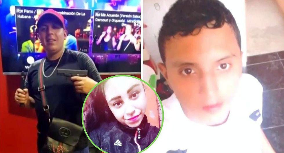 Asesinan a mototaxista en Comas y sospechan del hermano de la enamorada | VIDEO